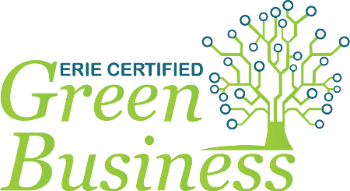 Erie Green Business Program Logo