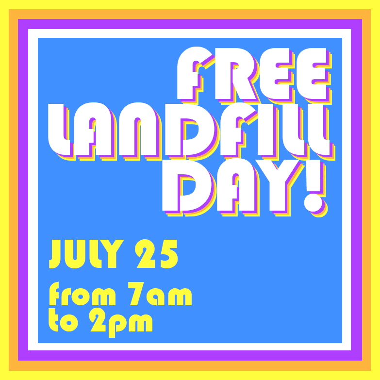 Free Landfill Day