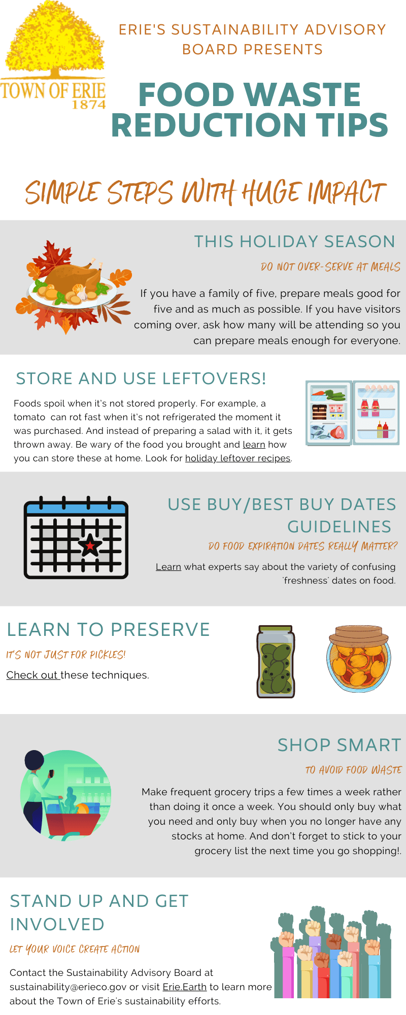 Food Waste tips