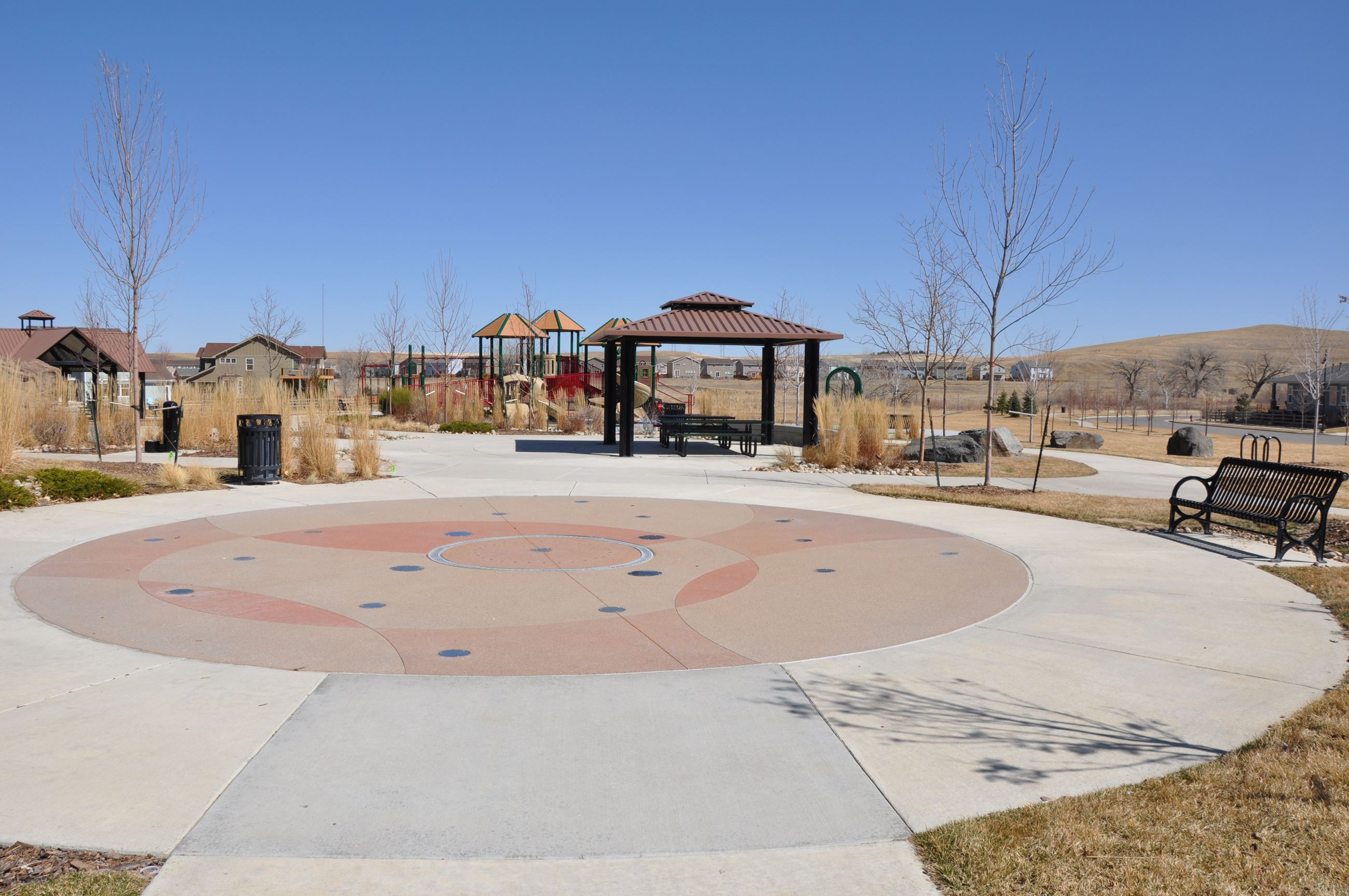 Lehigh South and Splash Pad
