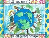 Earth Day Kids Poster1