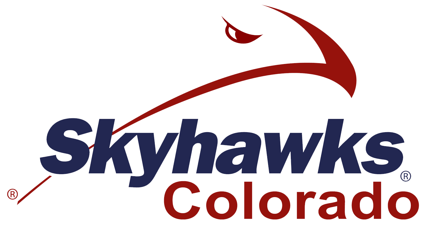 Skyhawks Sports,CO Logo TRANSPARENT