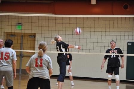 Active Adult Volleyball